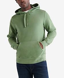 Men's Sueded Fleece Terry Hoodie Sweatshirt