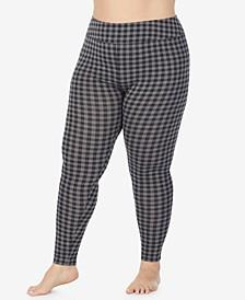 Plus Size Softwear High-Waist Leggings