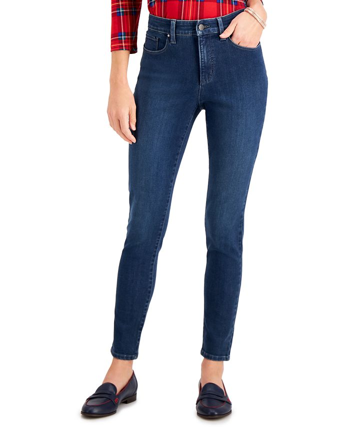 Charter Club Windham High-Rise Skinny Jeans
