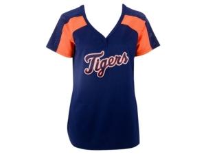 Authentic Apparel Detroit Tigers Women's League Diva T-Shirt