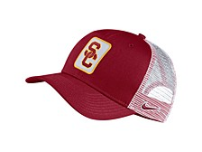 USC Trojans Patch Trucker Cap