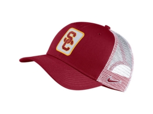 Nike Usc Trojans Patch Trucker Cap