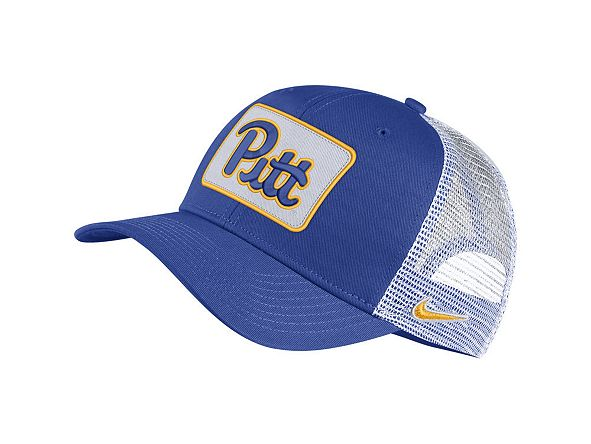 Nike Pittsburgh Panthers Patch Trucker Cap