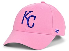 Kansas City Royals Pink Series Cap