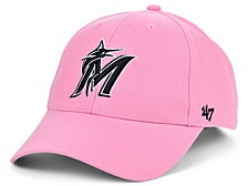 Miami Marlins Pink Series Cap