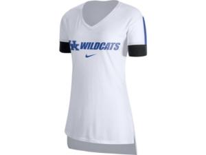 Nike Kentucky Wildcats Women's Fan V-Neck T-Shirt