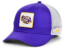 LSU Tigers Patch Trucker Cap