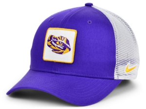 Nike Lsu Tigers Patch Trucker Cap