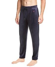 Men's Velour Sleep Pants