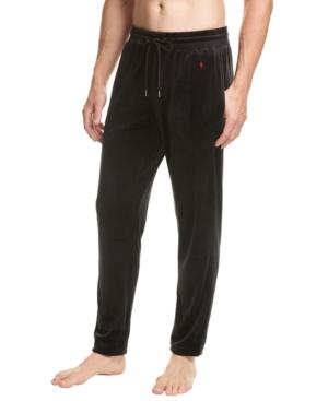 Polo Ralph Lauren Men's Velour Sleep Pants