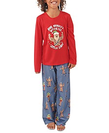 Matching Kids Star Wars Holiday Chewbacca Family Pajama Set