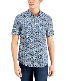 INC Men's Chauncey Mini-Floral Shirt