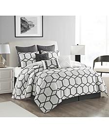 Estonia 6-Piece Queen Comforter Set