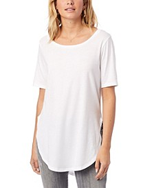 Organic Cotton Half Sleeve Women's Tunic