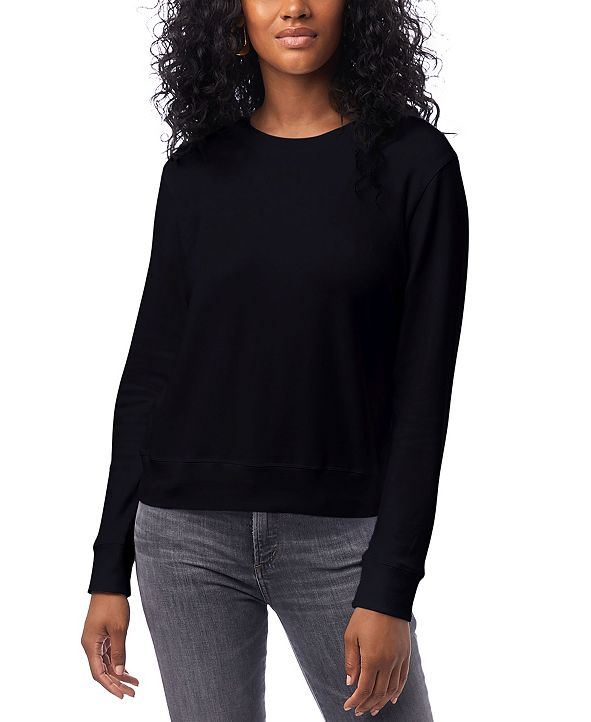Alternative Apparel Cotton Modal Interlock Women's Pullover Top