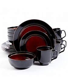 Bella Galleria 16 Piece Stoneware Dinnerware Set
