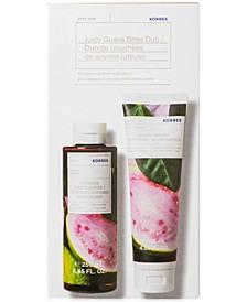 2-Pc. Juicy Guava Bites Bath & Body Set