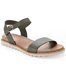 Mattie Flat Sandals, Created for Macy's