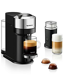 Vertuo Next & Aeroccino Milk Frother Coffee Maker
