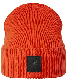 Men's Patch Beanie