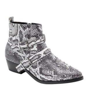 Women's Cindy Ankle Western Booties Women's Shoes