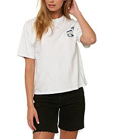 O'Neill Juniors' Van Life Cotton Dunes Graphic T-Shirt