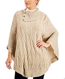 Turbo Pattern-Trim Cardigan, Created for Macy's