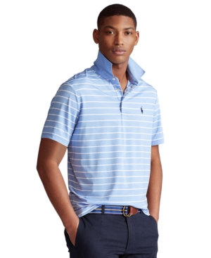 Polo Ralph Lauren Men's Big & Tall Classic-Fit Performance Polo Shirt