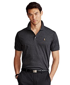 Men's  Big & Tall Classic-Fit Soft Cotton Polo