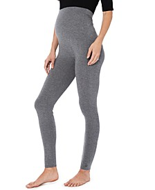 Softwear With Stretch High-Waisted Maternity Layering Leggings