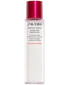 Receive a FREE Treatment Softener with any $125 Shiseido Purchase