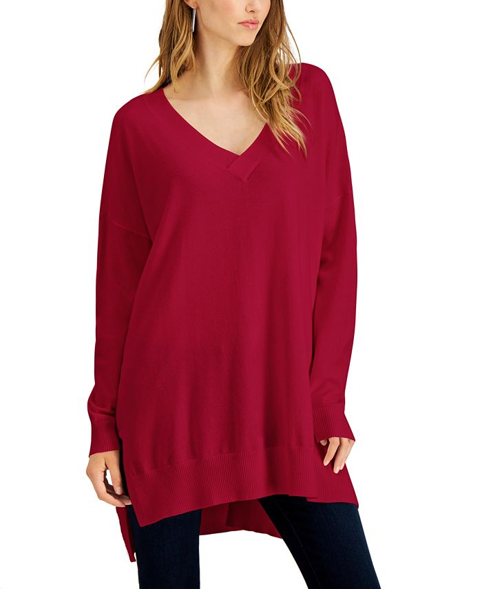 Willow Drive - High-Low Sweater Tunic