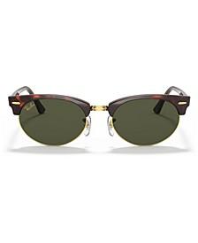 Unisex Clubmaster Sunglasses, RB3946 52