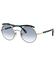Women's Sunglasses, AX4080S 57