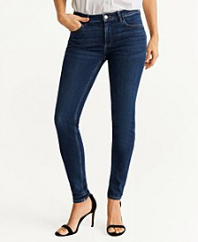 Women's Kim Skinny Push-up Jeans