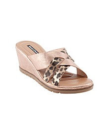 Ibiza Wedge Sandal