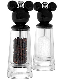 Mickey Mouse Acrylic Salt Pepper Grinder (59% Off) -- Comparable Value $36.99