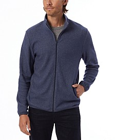 Men's Eco Teddy Full-Zip Fleece Jacket
