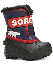 Toddlers Snow Commander Boots