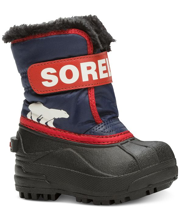 Sorel Toddlers Snow Commander Boots