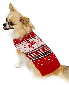 Reindeer Pet Sweater, Created for Macy's