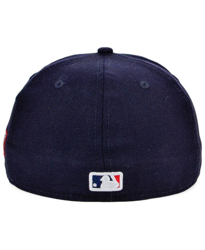 New Era Boston Red Sox World Series Patch 59FIFTY Cap & Reviews - Sports Fan Shop By Lids - Men - Macy's