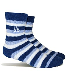 Stance Los Angeles Dodgers Fuzzy Steps Socks