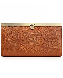 Cauchy Tooled Leather Wallet