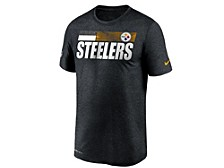 Pittsburgh Steelers Men's Legend Sideline T-Shirt