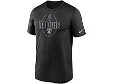 Oakland Raiders Kids Football Icon T-Shirt
