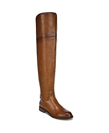 Haleen Wide Calf Over-the-Knee Boots
