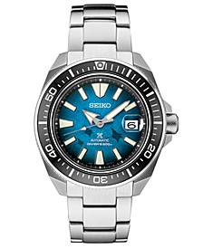 Men's Automatic Prospex Manta Ray Diver Stainless Steel Watch 44mm, A Special Edition