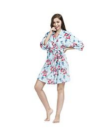 "Women's Kimono Robe 36"" HPS"