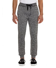 Men's Marled Fleece Jogger Pants